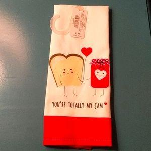 You're Totally My Jam Tea Towel